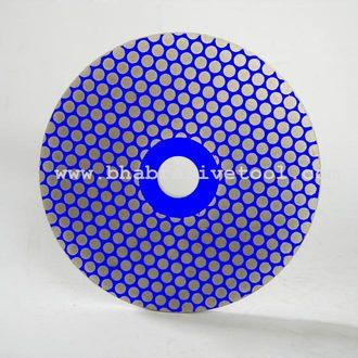 electroplated bond diamond grinding disc