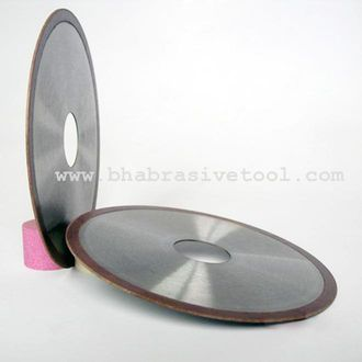Resin bond cut-off wheel